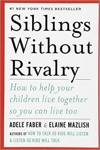 Siblings Without Rivalry book