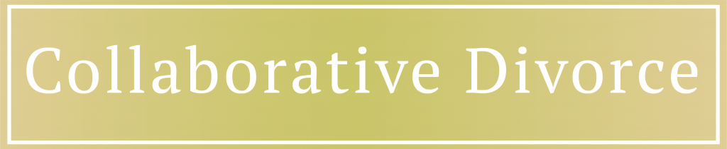 Collaborative Divorce Banner